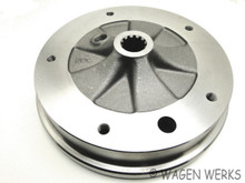 Brake Drum - Rear Bug & Karmann Ghia 1958 to 1967