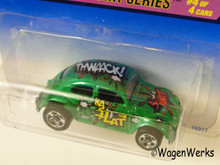 Hot Wheels - VW Bug Biff! Bam! Boom! 1997 Series #543