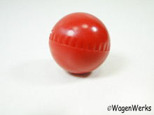 Heater Control Lever Knob - Bug 1965 to 1972 - Right - Red