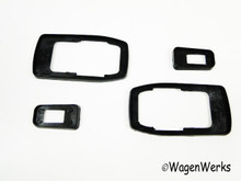 Door Handle Seals - Vanagon 1980 to 1991 - Set