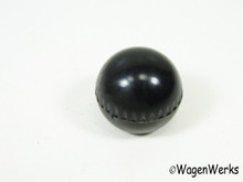 Heater Control Lever Knob - Bug 1965 to 1972 - Right - Black