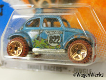 Hot Wheels - Baja Bug #214/244 - 2011 Thrill Racers - Jungle
