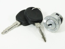 Ignition Switch Lock - Karmann Ghia 1968 to 1970  - key portion