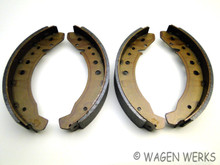 Brake Shoes - Rear 1968 to 1979