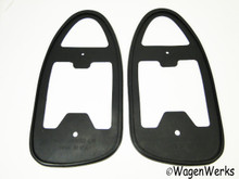 Tail Light Seals - Bug 1968 to 1970 pair