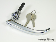 Cargo Door Handle - Type 2 Bus & Double Cab 1959 to 1967