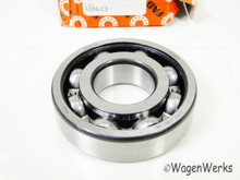 Wheel Bearing - Rear Karmann Ghia  to 1968 OeM