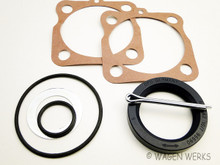 Wheel Bearing Axle Seal Kit - Karmann Ghia to 1968