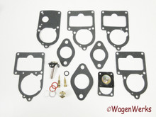 Carburetor Rebuild Kit - Solex 28 pict to 34 pict