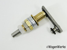 Wiper Shaft - Bug 1958 to 1964, 1 pin, Left Side