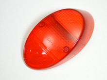 Tail Light Lens - Bug 1962 to 1967 - HASSIA  Red