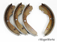 Brake Shoe Set - Rear Type 3 1964 to 1973