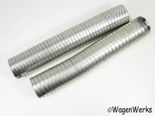 Heater Tubes - Bug, Type 2 & Karmmann Ghia to 1964 - Aftermarket