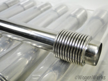 Push Rod Tubes - 1300cc to 1600cc - Stainless Steel
