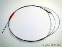 Accelerator Cable - Bug 1972 to 1974 - Gemo