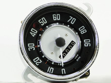 Low Light Speedometer - Karmann Ghia 1956 to 1959 9-58 - Rebuilt