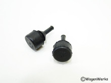 Gas Door Rubber Stops - Type 2 1968 to 1979