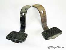 Bumper Steps  - Bus Type 2 1959 to 1967 - Used Pair