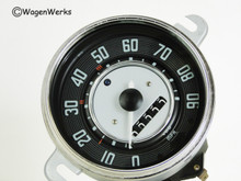 Speedometer - 1961 to 1966 Bug & Ghia 5-64 - Rebuilt