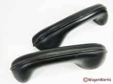 Arm Rest - Bug 1966 & 1967 - Black - Right & Left - Original