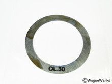 Flywheel End Play Shim - .30mm - 1300cc 1500cc 1600cc