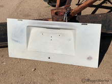 Engine Lid -  Type 2 Bus 1959 to 1964 - Used Original