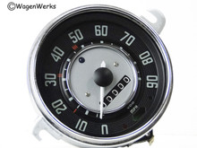 Speedometer - 1961 to 1966 Bug & Ghia 1-66 - Rebuilt