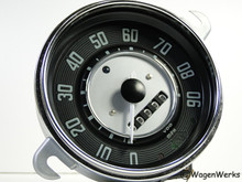 Speedometer - 1961 to 1962 Bug & Karmann Ghia 7-62 - No Shift Points