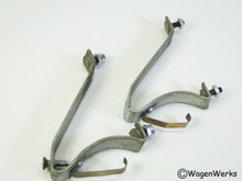 Tail Light Brackets - Bug 1955 to 1961 - Hella Pair