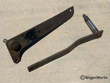 Brake / Clutch Pedal Lower Lever - Type 2 Bus 1955 to 1967