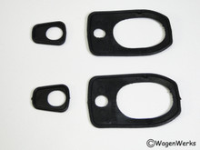 Door Handle Seals - Type 2 1969 to 1979 - set