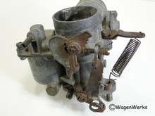 Carburetor - 40hp Solex 28PICT - Core