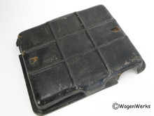"""Battery Cover 6 Volt -  Late 50's early 60's - 6 7/8"""" by 8 11/16"""""""