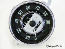 Speedometer - 1968 Only Bug 10.67 - Rebuilt