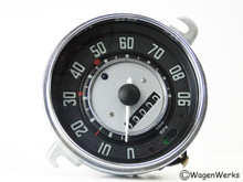 Speedometer - 1961 to 1966 Bug & Ghia 4-65 - Rebuilt