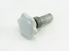 Heater Knob - 1953 to 1964 - Complete Mechanism Grey