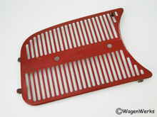Dash Panel - Speaker Grill Bug 1961 to 1967 - Ruby Red