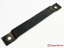 Arm Rest Retainer Plate - Bug 1956 to 1967