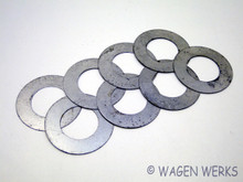 Generator Pulley Shims - 6 or 12 volt