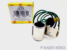 Distributor Condenser - Vanagon 1980 to 1983 - Bosch