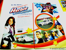 Herbie Fully Loaded Movie Theatre Pack