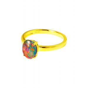 Fire Opal Rings I The World's Largest Opal Jewelry Store