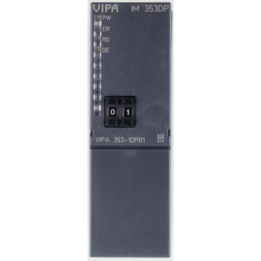 353-1DP01 - IM353 Interface Module, Profibus-DP Slave. Replacement for Siemens 6ES7153-1AA03-0XB0