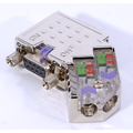 Profibus Connector w/ LEDs - 45 Degree | EasyConn