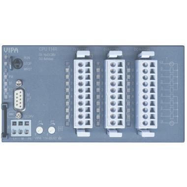 114-6BJ53 - CPU114, 24KB, 16DI, 8 Relay Out