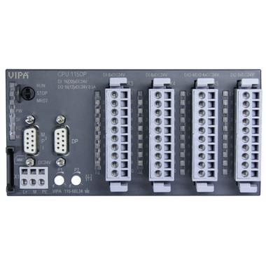 115-6BL23 - CPU115, 24KB, 16DI, 12DO, 4DIO, 50KHz PWM, Profibus-DP Slave