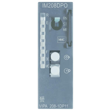 208-1DP11 - IM208DPO Interface Module, Profibus-DP Master FOC