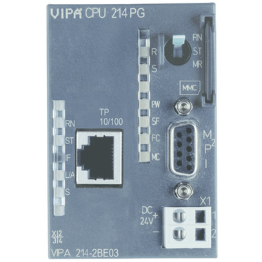 214-2BE03 - CPU214, 96KB, Ethernet RJ45 Port