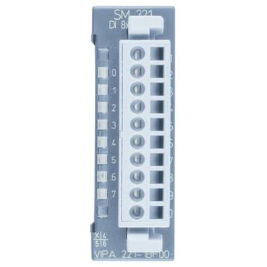 221-1BF00 - SM221 Digital Input, 8DI, 24VDC