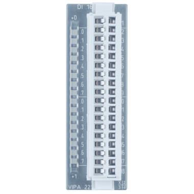 221-1BH10 - SM221 Digital Input, 16DI, 24VDC